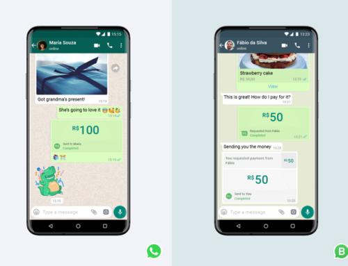 Whatsapp Pay, l'annuncio ufficiale