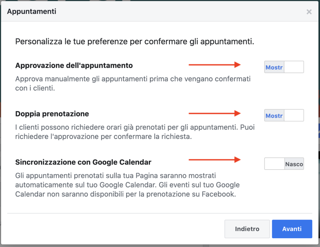 prenota-appuntamento-facebook-passo-5